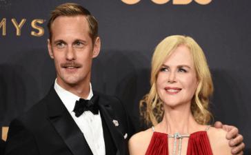 Nicole Kidman and Alexander Skarsgård Reunite for The Northman