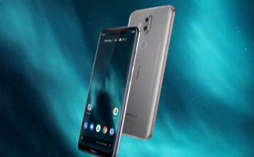 Nokia 8.1 Becomes the first to receive the latest Android OS upgrade