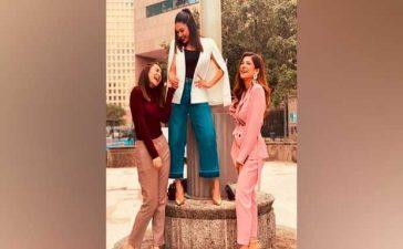 Pakistani celebs are in Houston for 7th Hum Awards