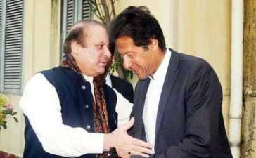PM Imran Khan extends prayers for Nawaz Sharif over his health condition