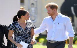 Prince Harry Lashes Out at Media As Meghan Sues The Mail