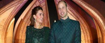 Prince William Personally Picked the Green Sherwani