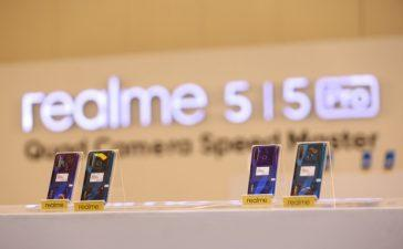 Realme unveils new 5 series in Falettis revealing mid-range killers