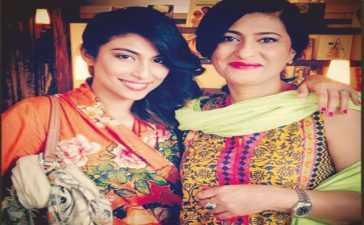 Ali Zafar Defamation Case: Meesha's Mother Saba Hameed Records her Statement