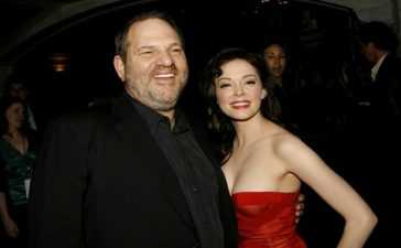 Rose McGowanFiles Intimidation Lawsuit Against Harvey Weinstein and Allies
