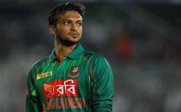 Shakib Al Hasan Banned for Failing to Report Bookie's Approaches