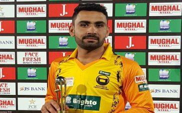 National T20 Cup Performers of the day Khushdil Shah