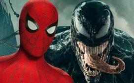 Spiderman and Venom to Cross Paths in the Upcoming Venom 2