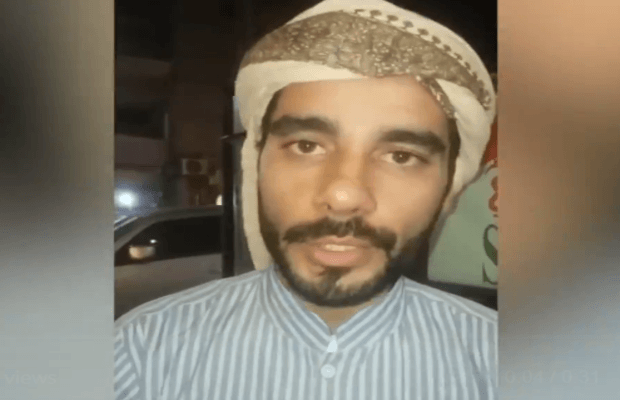 Syrian Shawarma maker from Islamabad is A-Okay! His accident news was fake