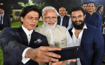 Modi using Gandhi's name and Bollywood to hide his government's dirty face