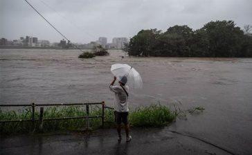 Hagibis Typhoon wreaks havoc in Japan's capital Tokyo