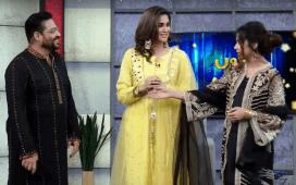 Amir Liaqat proposal to Fizza Ali