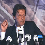 """PM Imran Khan slams opposition parties over Azadi March terms it as """"organised 'circus on containers' to avoid accountability"""