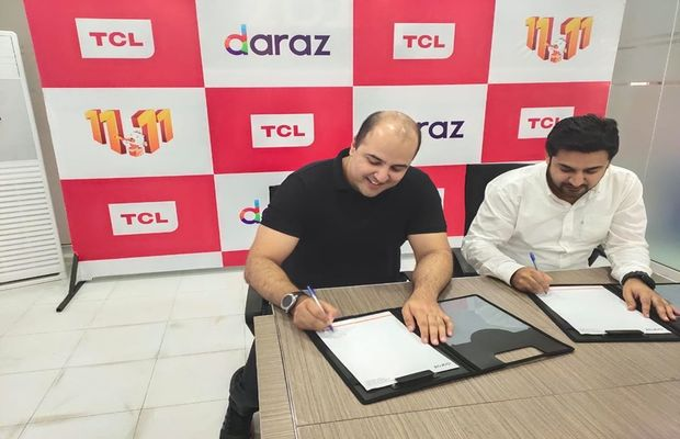 TCL and Daraz Join Hands for 11.11