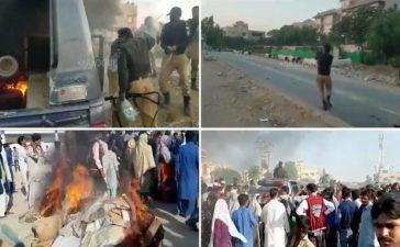Karachi Anti-Encroachment Operation