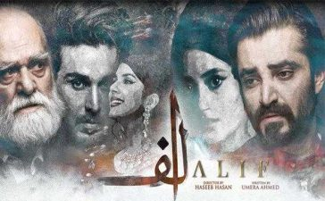 Alif Episode-8 Review