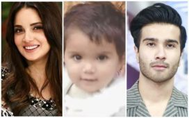 4-year-old Jannat and celebrities