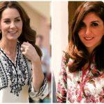 Kate Middleton thanks Pakistani designer appreciating her help with her wardrobe