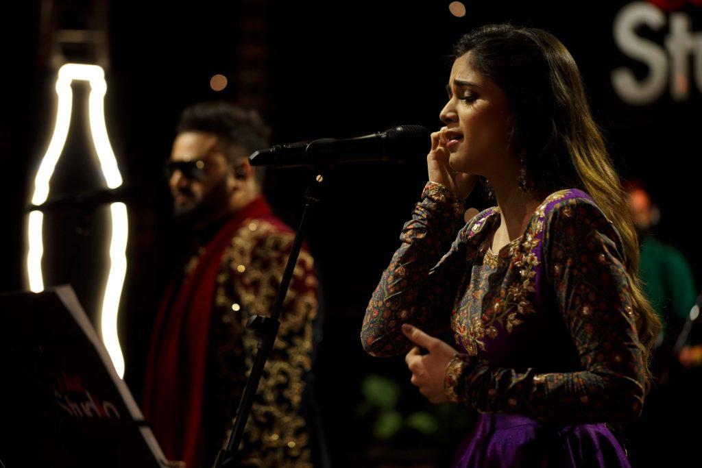 Ali Sethi bagga and Aima Baig