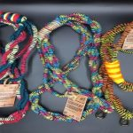 Ayesha Chundrigar Foundation pioneers Pakistan's first Dog Leashes made out of Ghost Net!