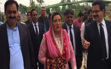 IHC Orders Firdous Awan to Submit written Apology
