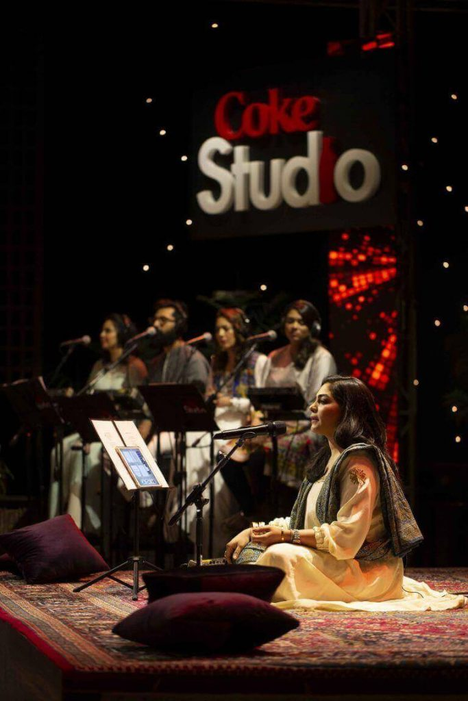 Hairaan Hua by Sanam Marvi Coke Studio