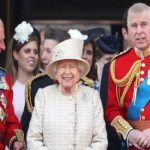 Prince Andrew kicked out of Buckingham Palace