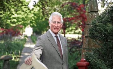 Prince Charles Instagram Debut