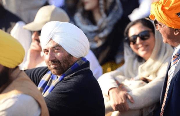Sunny Deol's presence in Pakistan