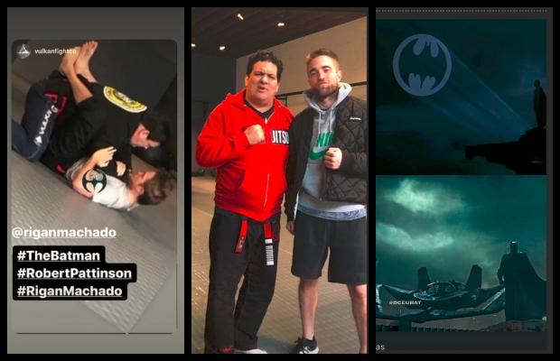 Robert Pattinson starts training for Matt Reeves' The Batman
