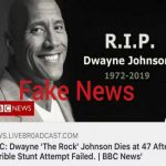 Dwayne 'The Rock' Johnson death hoax: News circulating on social media is fake, actor is not dead!