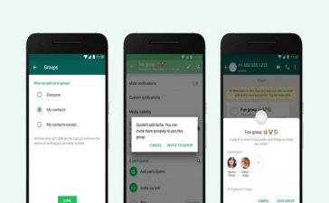 WhatsApp new privacy setting