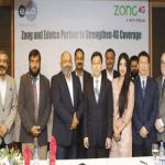 Edotco and Zong 4G partner to strengthen 4G coverage in Pakistan
