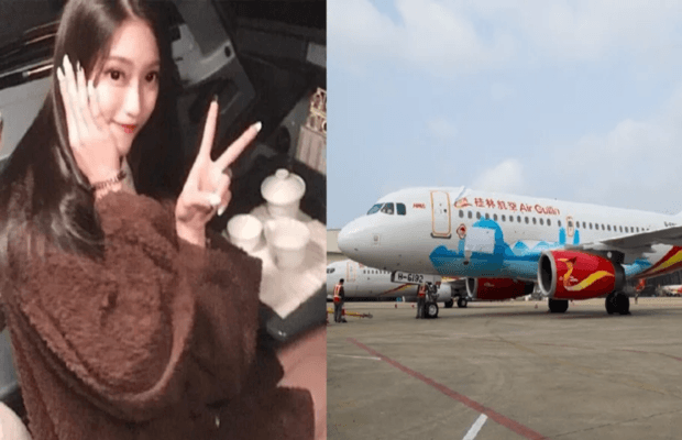 Chinese pilot banned from flying after photo of passenger in cockpit went viral