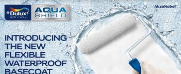 AkzoNobel Launches Dulux Aquashield