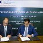 Khushhali Microfinance Bank and IFC Undertake Digital Project Benefiting Rural Customers
