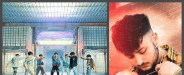 Italian singer plagiarised BTS song