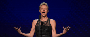 Charlize Theron Honored with American Cinematheque Award