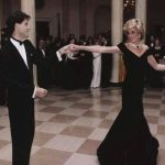 Princess Diana's blue velvet gown is up for sale