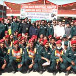 Fatima Fertilizer holds a large-scale industrial safety mock drill