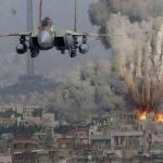 Israeli air strikes martyred 24 Palestinians on Gaza Strip