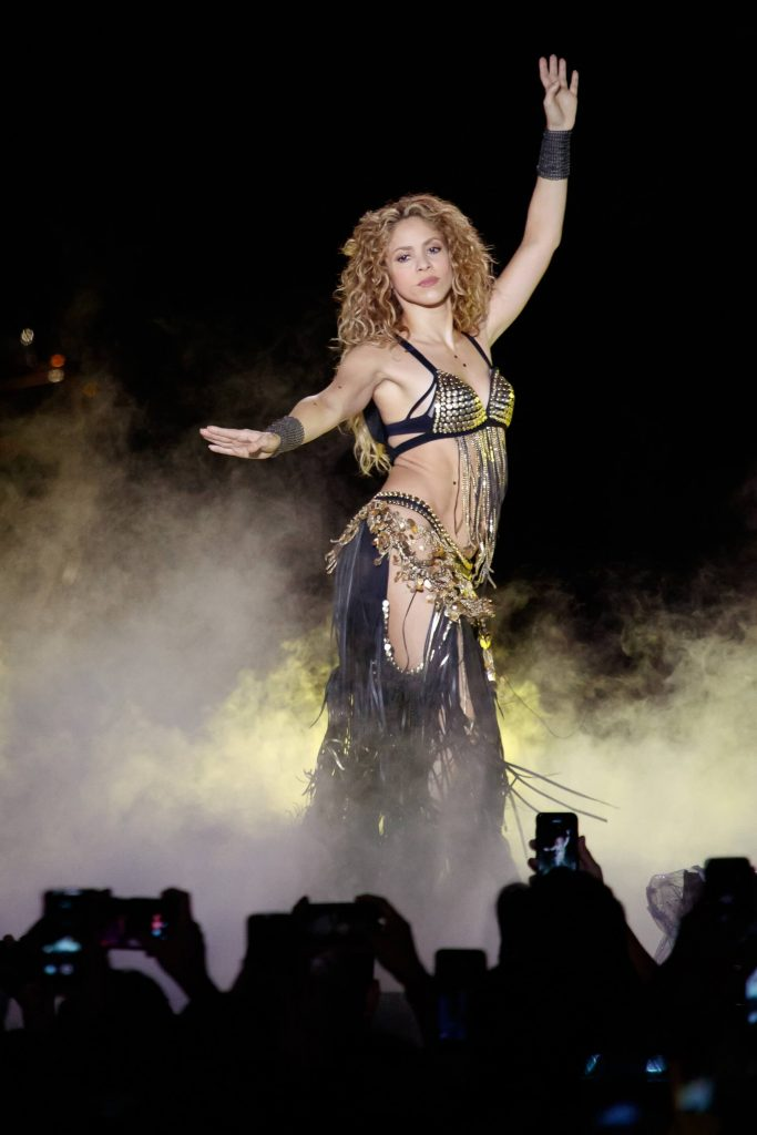Pop icon Shakira
