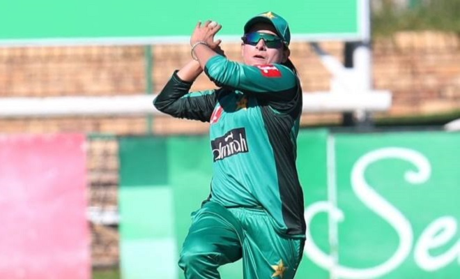 Nahida Khan, Bowlers Hand Pakistan Comfortable Win