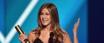 Jennifer Aniston honoured with Award