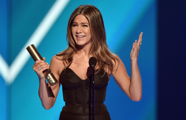 Jennifer Aniston honoured with Award