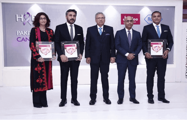 Jubilee Life Insurance & Roche Pakistan Collaborate to ...