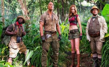 Jumanji - The Next Level is Definitely A Whole New Level of Awesome