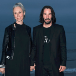 Fans in Frenzy as they Spot Keanu Reeves with Girlfriend Who's Look Alike of Helen Mirren