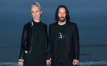 Helen Mirren confused for Keanu Reeves girlfriend