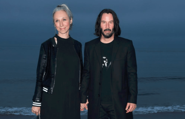 Helen Mirren confused for Keanu Reeves girlfriend